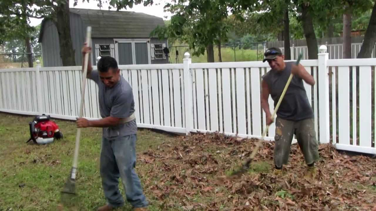 Jerry S Landscaping In New Jersey Usa Youtube