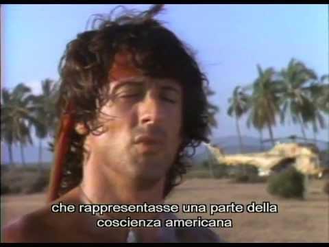 """Azione nella giungla, Making Of di """"Rambo II"""".avi"""