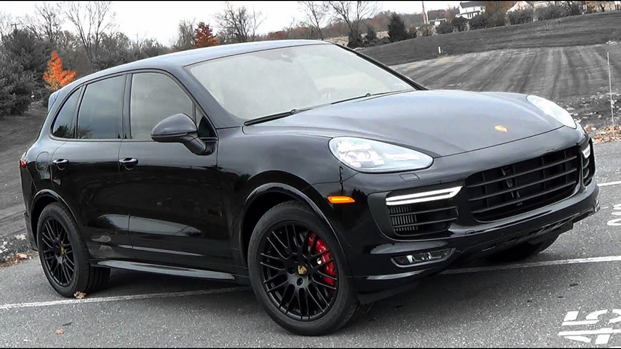 2016 porsche cayenne gts review youtube