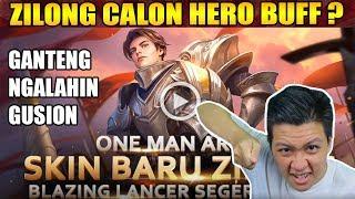ZILONG CALON DI BUFF ? NEW SKIN ZILONG COMING SOON !!! - MOBILE LEGEND BANG BANG