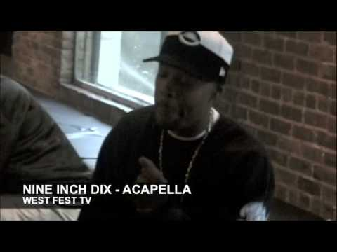 NINE INCH DIX - Live Acapella - Snoop Dogg , Soopafly, and Lil Half Dead