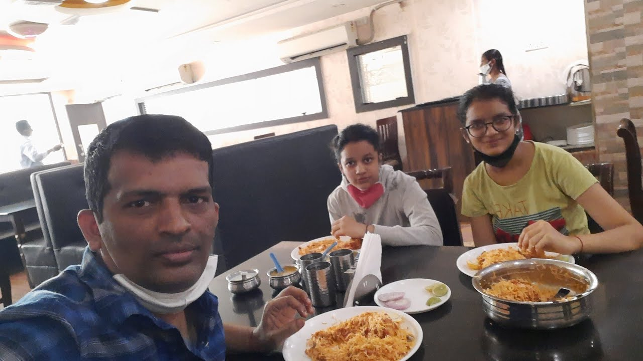 Lunch with my darling daughters