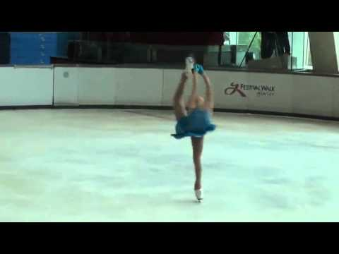 Asia Junior Figure Skating Challenge-Junior Elite Ladies Short Program-