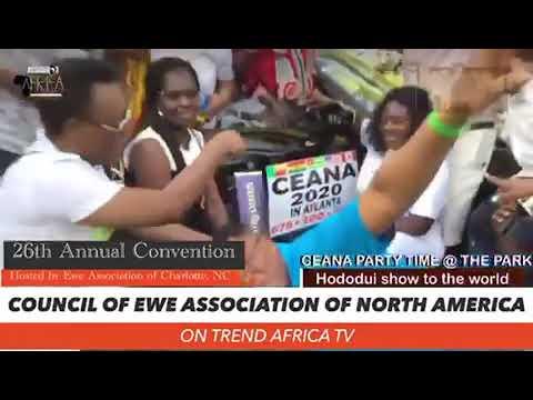 Trend Africa TV at CEANA 2019