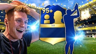 OMFG A 95+ RATED TOTS IN A PACK!!! FIFA 17 Pack Opening