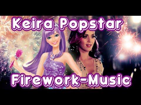 Keira Popstar - Firework Music Video