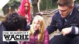 Mädchen belügt Smolik! Woher kommen die Wunden? | #Smoliksamstag | Die Ruhrpottwache | SAT.1 TV