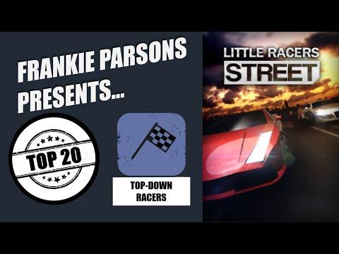 Top 20 - Top-Down Racers: Little Racers Street |