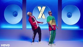 X Nicky Jam Ft J Balvin Letra Audio Oficial 2018.mp3