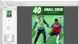40 Small Sided Games
