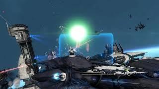 Star Conflict — эсминец Ze'Ta