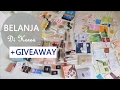 Huge Korean Makeup Haul + Giveaway! - Almiranti Fira