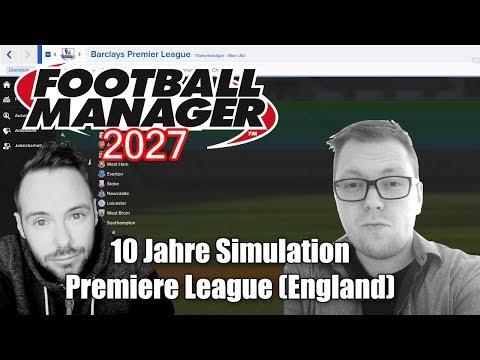 fussballwelt.at-Talk: Premiere League 2027 | 10 Jahre Football Manager Simulation