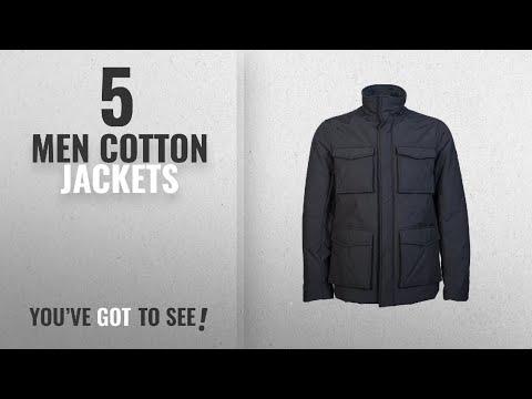 Armani Jeans Cotton Jackets [ Winter 2018 ]   New & Popular 2018