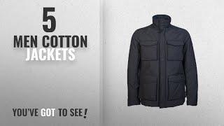 Armani Jeans Cotton Jackets [ Winter 2018 ] | New & Popular 2018