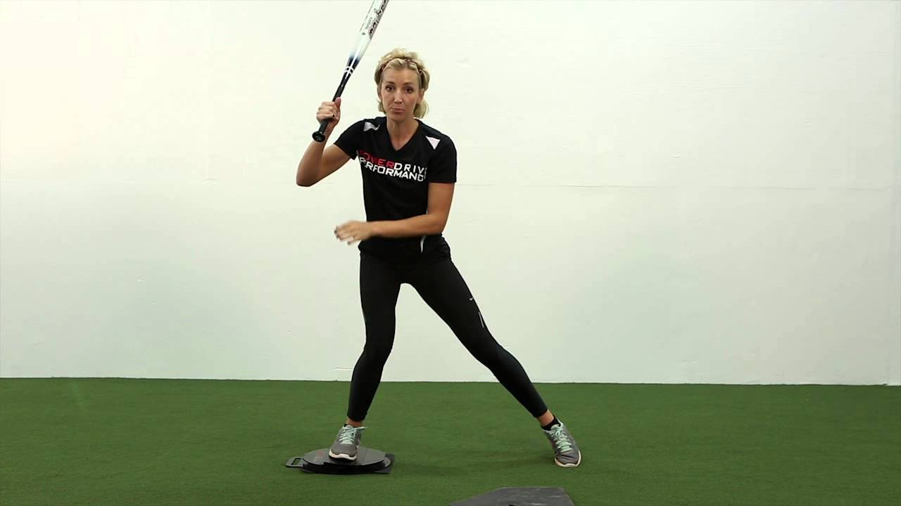 how to hit with more power in fastpitch softball