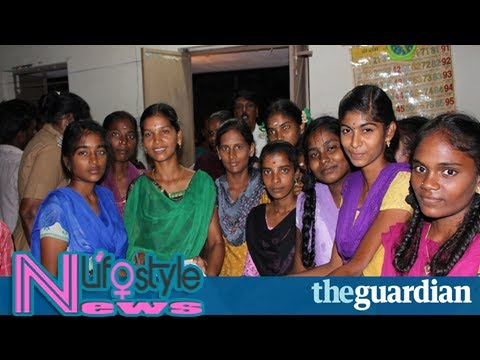 Indian village run by teenage girls offers hope for a life free from abuse