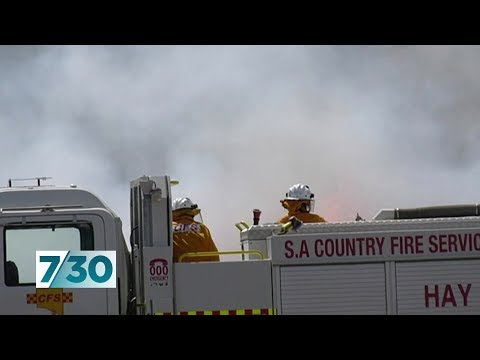 South Australia Experiences Catastrophic Bushfire Conditions | 7.30