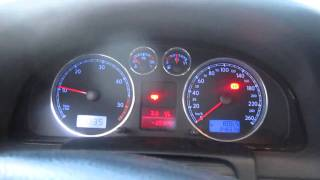 Volkswagen Passat 1.9TDI -26 Celsius Cold Start