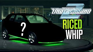 Need for Speed Underground 2 - RICED Another Car?! (Let's Play Part 2)