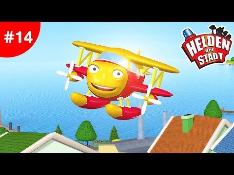 Die Helden der Stadt - EP14 Das verschwundene Flugzeug