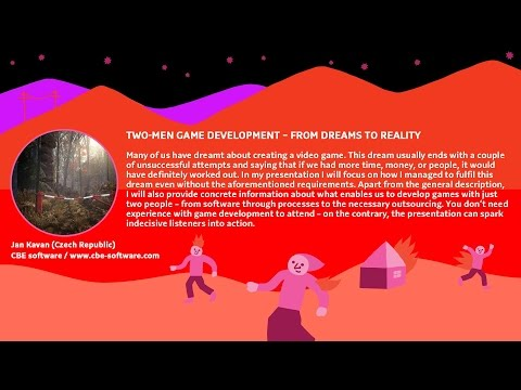 Two-Men Game Developmment - From Dreams To Reality - Fest Anča | Sector.sk
