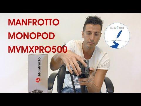 Recensione: Manfrotto MVMX500PRO