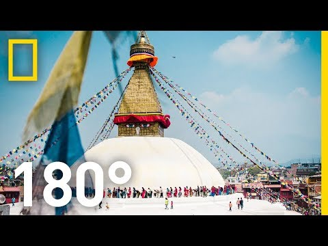 180° Kathmandu, City of Temples | National Geographic