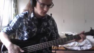 Death - Cosmic Sea (Bass Cover)