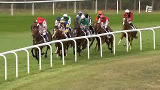 Vidéo de la course PMU GRAND PRIX DE FONTAINEBLEAU - FONDS EUROPEEN DE L'ELEVAGE
