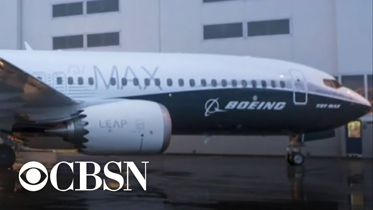 U S  grounding Boeing 737 Max 8 and Max 9 planes