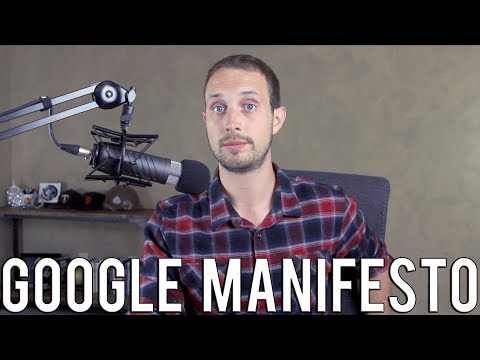 """Google's Leadership Must Admit One of Two Things   The """"Google Manifesto"""" & Sexism"""