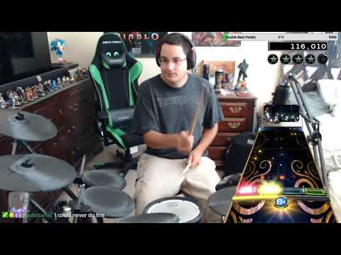 Go With The Flow Brutal Pro Drums FC