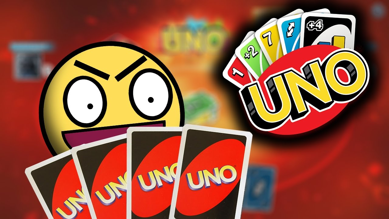 uno how to play youtube