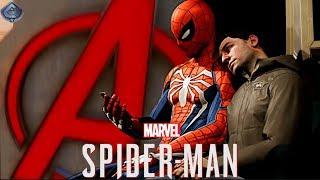 Spider-Man PS4 - New Open World Free Roam Trailer! Avengers Tower Closer Look!