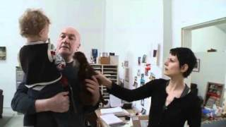 Sean Scully: 'You never get to Nirvana' - video
