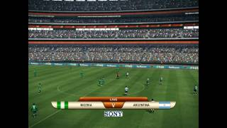 PES 2010 | World Cup South Africa 2010