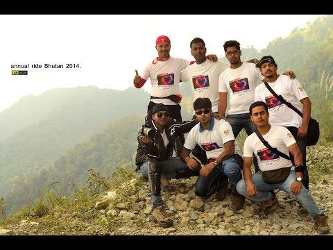 BHUTAN Team Caravan Enters Dragon' Heart