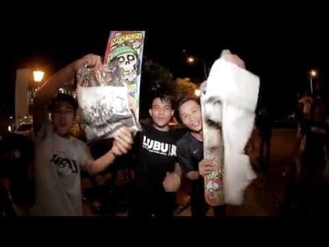 Volcom Indo Skate Tour 2015 2nd stop Manado