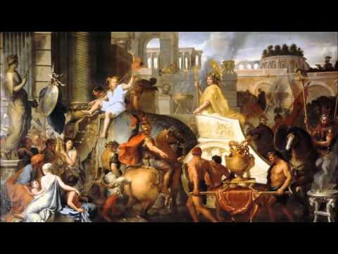 Handel: Alexander's Feast. The Sixteen, Harry Christophers