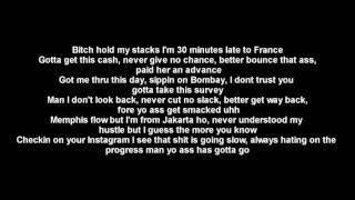 Rich Chigga - Seventeen (Lyrics) mp3