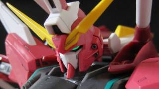 MG Infinite Justice (Part 4: Verdict) ∞ Gundam Seed Destiny gunpla review