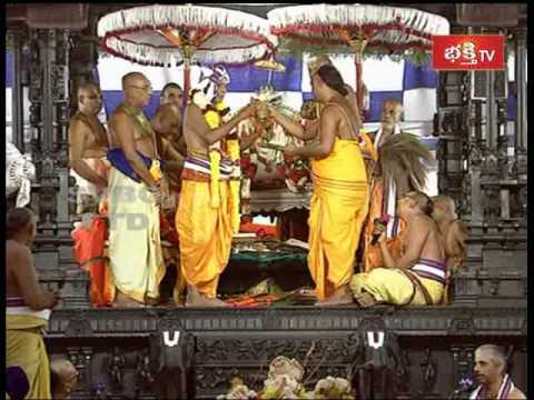 Sri Rama Pattabhishekam Live From Bhadrachalam - Part 2