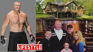 Brock Lesnar Net Worth, Salary, House, Car, Bike, Family & Luxurious Lifestyle
