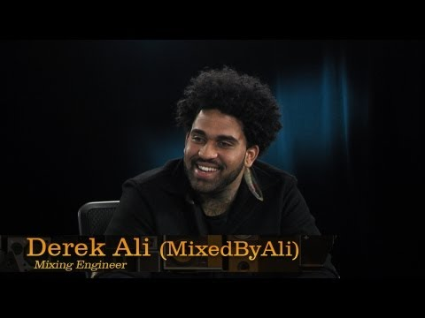Mix Engineer 'Mixed By Ali' (Kendrick Lamar) - Pensado's Place #97