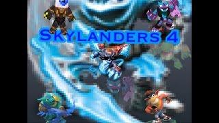 Skylanders Imaginators|4|SKYLANDER BOY AND GIRL exclusives rap/song(in-game)|