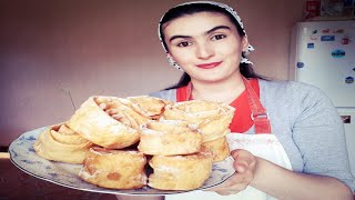 Салла ширини барои иди Курбон хело болаззат Хворост вкусная сладость к празнику Курбан