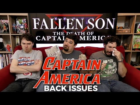 Fallen Son: The Death of Captain America on Back Issues
