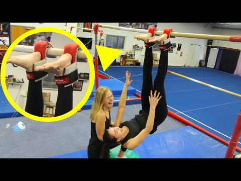 Testing WEIRD Gymnastics Products!