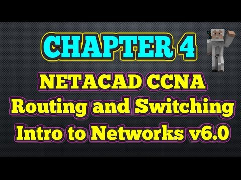 Cisco NETACAD Routing and Switching v6.0 - Chapter 4